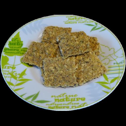 crackers courgette 42 délices