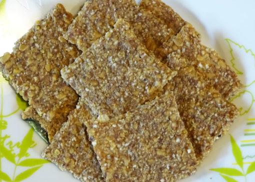 crackers oignons 42 délices