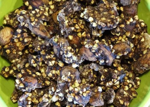 crunchy cacao 42 délices